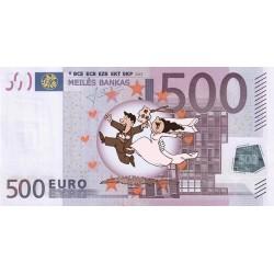 Vestuviniai eurai