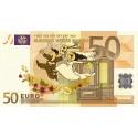 Auksinių vestuvių eurai