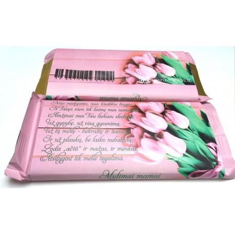 Šokoladas MAMOS DIENA