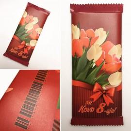 Šokoladas, 100 gr.