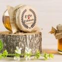 Medaus dovanėlė vestuvėms, 25 arba 35 ml.