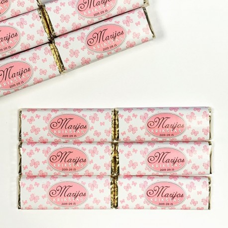 Šokoladukai 20 gr., nuo 20 vnt.