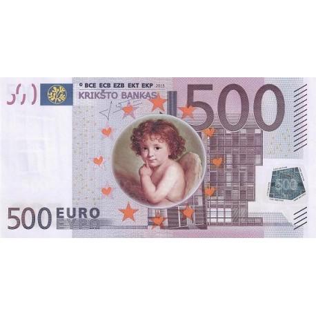 Krikštynų eurai