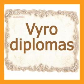 Vyro diplomas